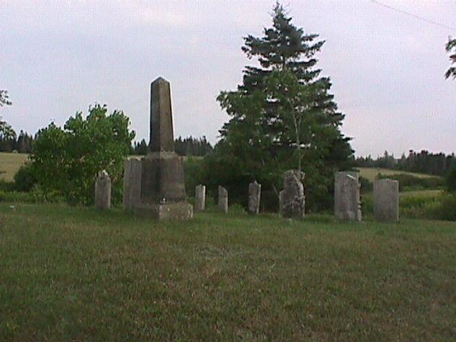 Dean Pioneer Site